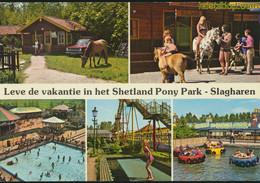 Slagharen - Shetland Pony Park [Z32-3.500 - Sin Clasificación