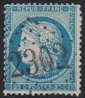 CERES - N°60 - OBLITERATION - GC2302 - MEILLANT - CHER - COTE GC 46€ . - 1849-1876: Periodo Classico