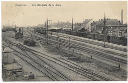 MOUSCRON : Vue Générale De La Gare - Mouscron - Moeskroen