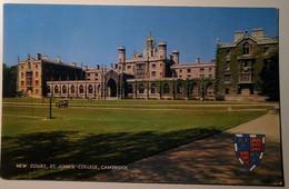 UK - England - Cambridge - New Court St. John's - College - Cambridge