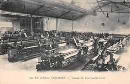 Saint Genis Laval Tissage Les Fils D'Adrien Fournier Oullins - Altri Comuni
