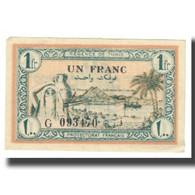 Billet, Tunisie, 1 Franc, 1943, 1943-07-15, KM:55, SUP - Tunisia