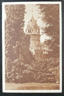 "Deutsches Reich 1934, Postkarte Winterhilfe-Lotterie Bild 40 ""Detmold"" KEMPTEN - Covers & Documents"