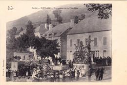 CHEYLADE Procession De Le Fete Dieu - Unclassified