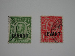 Sevios / Levant / **, *, (*) Or Used - Britisch-Levant