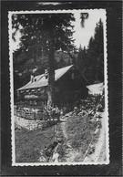 AK 0587  Steyrer Hütte Am Kasberg Um 1950 - Steyr
