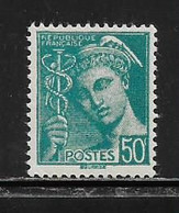 FRANCE  ( FR4 - 61 )  1942  N° YVERT ET TELLIER  N°  538   N** - Nuevos