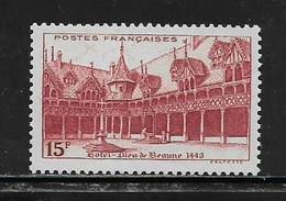 FRANCE  ( FR4 - 63 )  1942  N° YVERT ET TELLIER  N°  539   N** - Nuevos