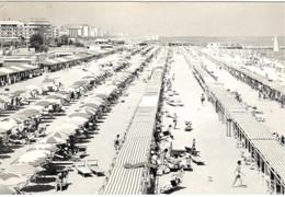 RICCIONE (RIMINI) - Spiaggia E Alberghi - Rimini
