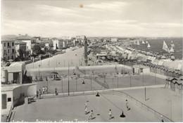 CATTOLICA -(RIMINI) - Spiaggia E Campo Da Tennis - Rimini
