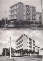 Rimini     Hôtel  Eden  Via Firenze  ( 2 Cartolina ) - Rimini