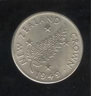 Fausse 1 Crown Nouvelle Zélande 1949 - Exonumia - New Zealand