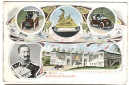 1904 COUPE GORDON BENNETT-Preis  - SAALBURG B. Homburg Old Cars Colour Litho Aug.Frey - Other