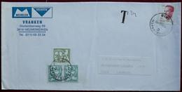 België 1988 Nieuwerkerken 3818 - Postage Due