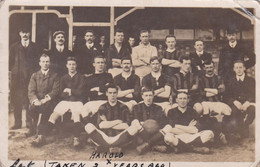 CARTE PHOTO RUGBY FOOTBALL ANGLETERRE - Rugby
