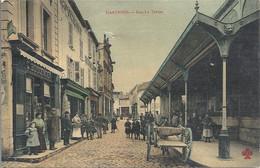 CPA Marennes Rue Le Terme - Marennes