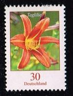 Bund 2020,Michel# 3509 ** Blumen: Taglilie, Mit Nr. 90 - [7] Repubblica Federale