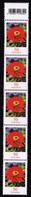 Bund 2020,Michel# 3535 ** Blumen: Zinnie Mit EAN-Code Und Nr. 195  200er Rolle - [7] Repubblica Federale