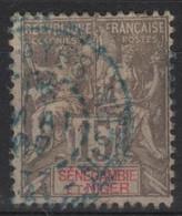 SENG 1 - SENEGAMBIE ET NIGER N° 6 Obl. - Used Stamps