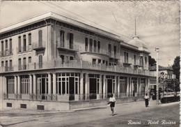 AK - Italien - RIMINI - Das Alte Hotel RIVIERA - 1957 - Rimini