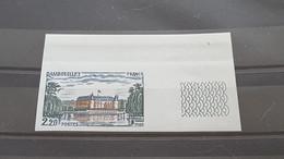 LOT518346 TIMBRE DE FRANCE NEUF** LUXE NON DENTELE DEPART A 1€ - Imperforates