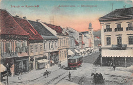 ¤¤  -   ROUMANIE   -  Brasso  -  Kronstad  -  Kolostor-Utca  -  Klostergasse       -  ¤¤ - Romania