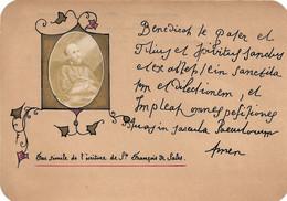 Image Pieuse Ou Religieuse -1923 - Andachtsbilder