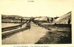 PEYRIAC Sur MER =  Vue Générale Des SALINS    1690 - Andere Gemeenten