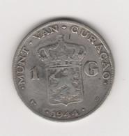 1 FLORIN 1944 ARGENT - DENVER - Curaçao