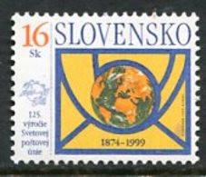 SLOVAKIA 1999 UPU Anniversary  MNH / **  Michel 345 - Nuevos