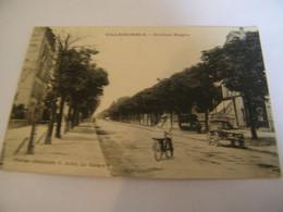CPA - Villemomble (93) - Avenue Magne - Bourrelerie - Café Restaurant - 1918 - SUP- (DV 28) - Villemomble