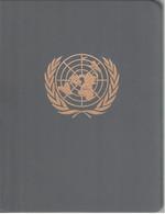Catalogue Officiel De L'Administration Postale De L'ONU - Mise à Jour 1989 - Autres Livres