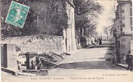 Guéret, Vieille Route De St Feyre - Guéret