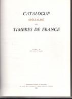 """HOOGERDIJK  Catalogue Des Oblitérations De Paris Sur Type Sage  (très """"fatigué"""") Recherché . Pour Documentation - Annullamenti"""