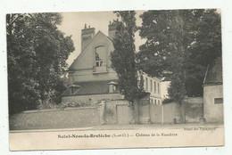 St. Nom La Breteche (78 - Yvelines) Château De La Ranchère - St. Nom La Breteche
