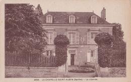 4626 LA CHAPELLE SAINT AUBIN   La LIBERDE   (SARTHE) - Andere Gemeenten
