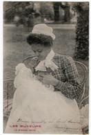 PARIS (75) PETITS METIERS. LES BUVEURS. LE PREMIER VERRE. 1903 - Petits Métiers à Paris