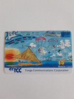 Prepaid Tonga - Tonga