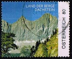 Österreich 2012,Michel# ATM 26 C + 27 C O Dachstein/ Grossglockner - 2011-... Afgestempeld