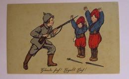 Kinder, Deutschland, Frankreich,1916, Serie W.H.S. ♥  - Sonstige