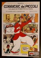 Corriere Dei Piccoli Carte Postale - Comicfiguren