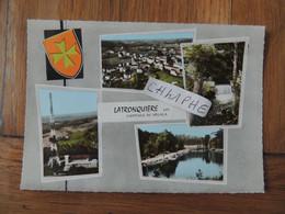 LA TRONQUIERE CAPITALE DU SEGALA - 4 VUES - Latronquiere