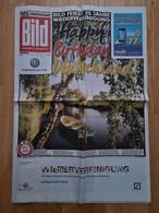 BILD-Zeitung, 5 Sonderausgaben Zum Ende Der Deutschen Teilung Und Zur Wiedervereinigung - Magazines & Newspapers