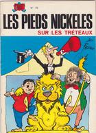 Les Pieds Nickelés Sur Les Tréteaux   N°55 - Pieds Nickelés, Les