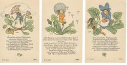 """Ars Sacra""-Fleißbildchen - Oude Documenten"