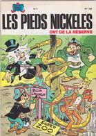 Les Pieds Nickelés Ont De La Réserve  EO  N°124 - Pieds Nickelés, Les