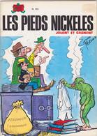 Les Pieds Nickelés Jouent Et Gagnent  EO  N°103 - Pieds Nickelés, Les