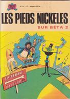 Les Pieds Nickelés Sur Beta 2  N°51 - Pieds Nickelés, Les