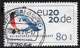 2020  EU Ratspräsidentschaft - Oblitérés