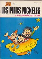 Les Pieds Nickelés Et Leur Soupière Volante     N°48 - Pieds Nickelés, Les